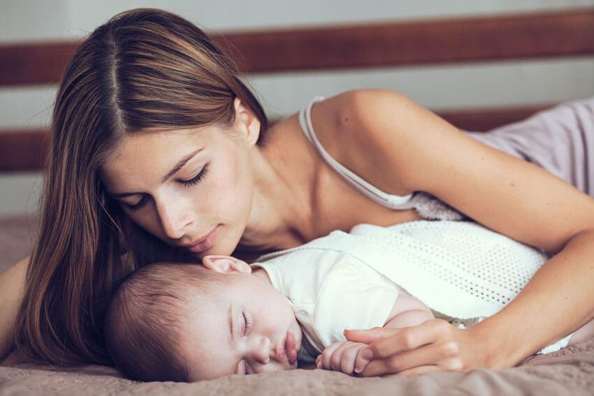 Jak usypiać dziecko?