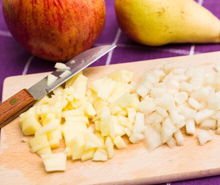 Mus jogurtowo-jabłkowo-gruszkowy