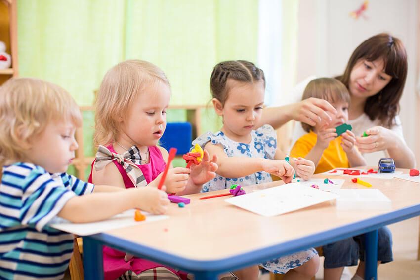 Kiedy wysłać dziecko doprzedszkola?